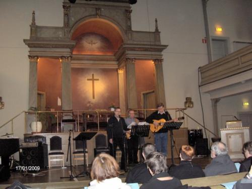 Salem Stockholm 2009