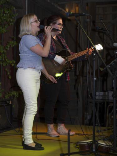 Ida Kallström och Jenni Rahja