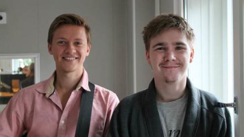 Bo och Andreas